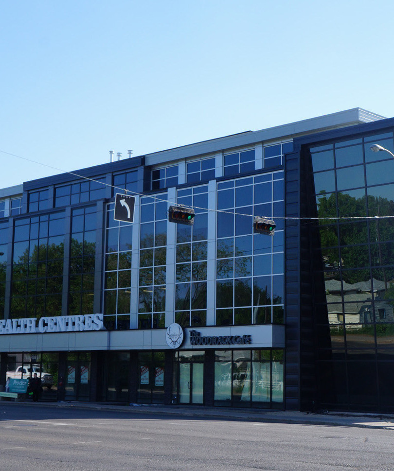 United Health Centres, Edmonton