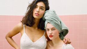 Rouje lance sa première collection de lingerie