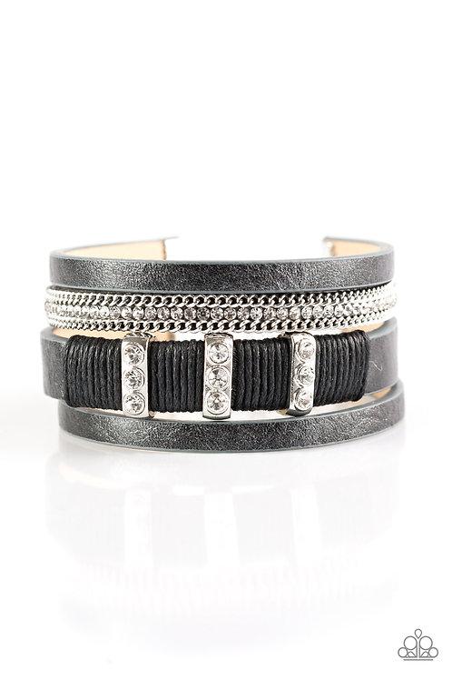 FAME Night Bracelet - Black