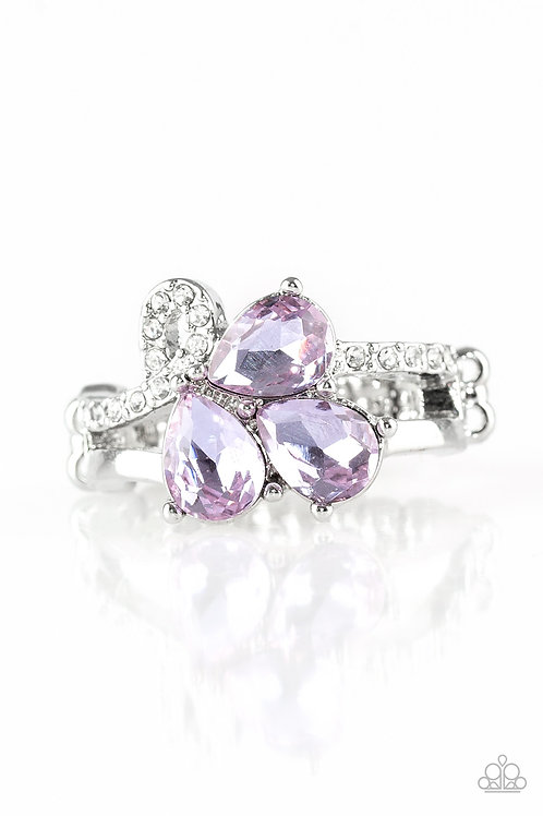 Friends in High Places Ring - Purple