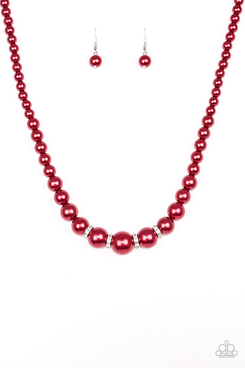 Party Pearls - Red