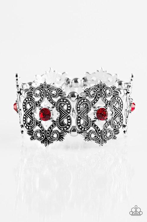 Empress-ive Shimmer - Red