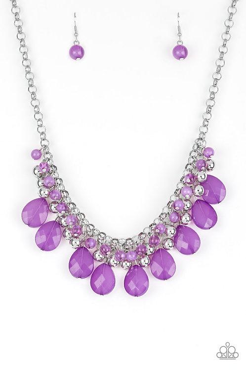 Trending Tropicana - Purple