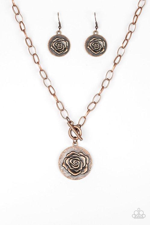 Beautifully Belle - Copper