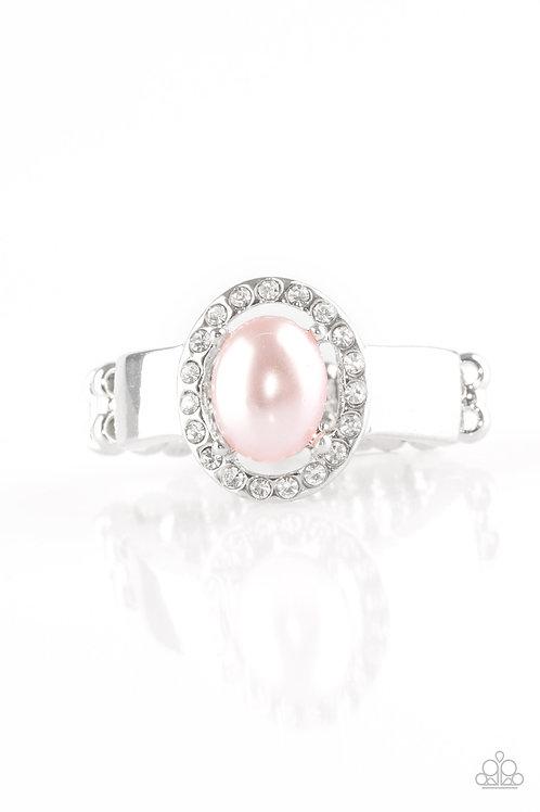 Upper Uptown Ring - Pink