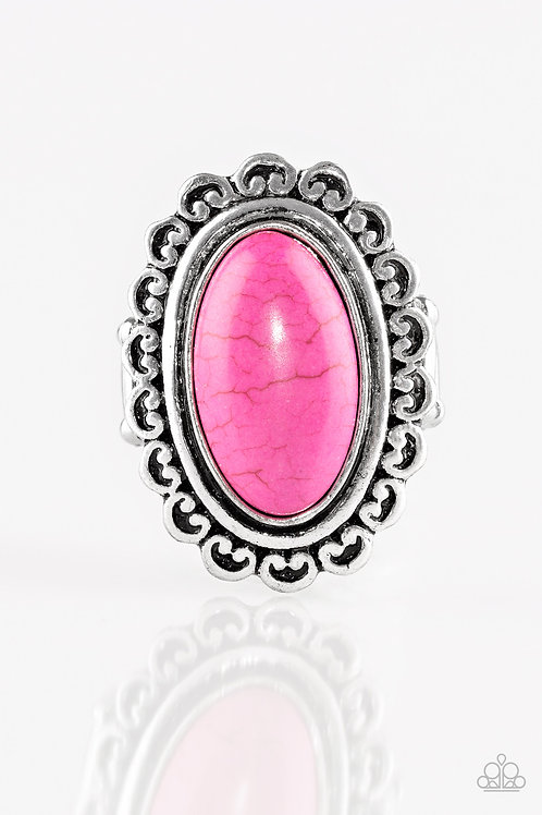Madly Nomad Ring - Pink