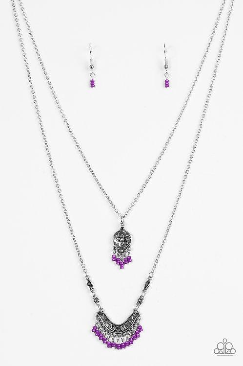 Bohemian Belle - Purple