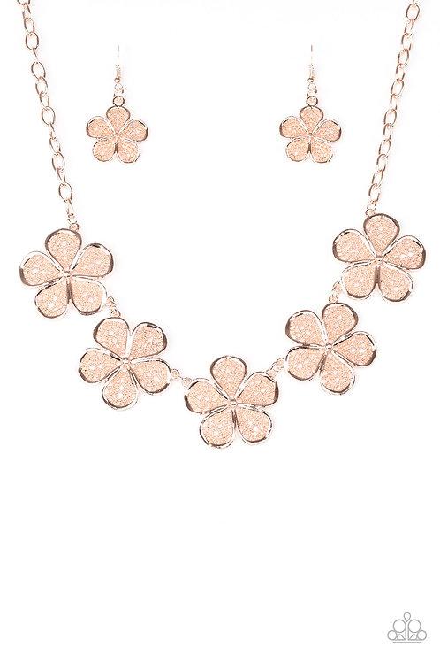 No Common Daisy - Rose Gold