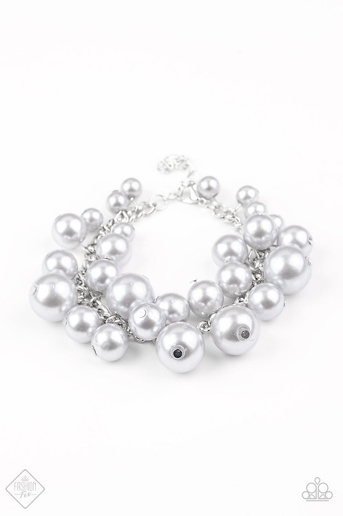 Glam the Expense Bracelet - Silver