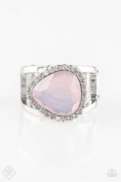 Just Glow For It Ring - Pink