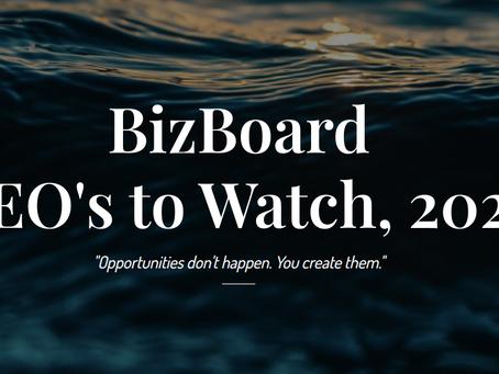 Gary Fowler Bizboard's CEO to Watch