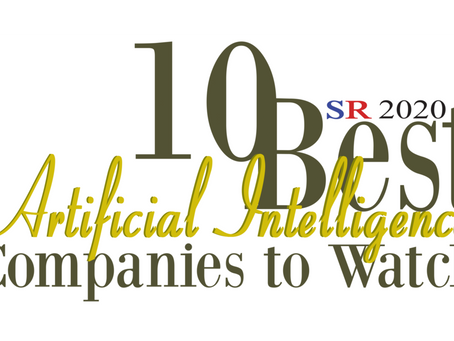 GSD Featured in 10 Best Artificial Intelligence Companies to Watch in 2020