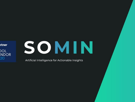 GSD Labs company SoMin is a Gartner Cool AI Vendor