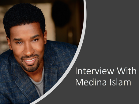 How to gain the perseverance to Go Global - Interview with Medina Islam