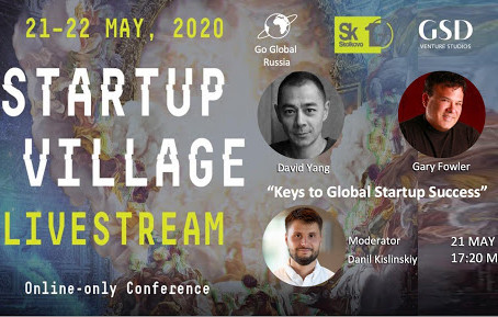 Keys to Global Startup Success with David Yang and Gary