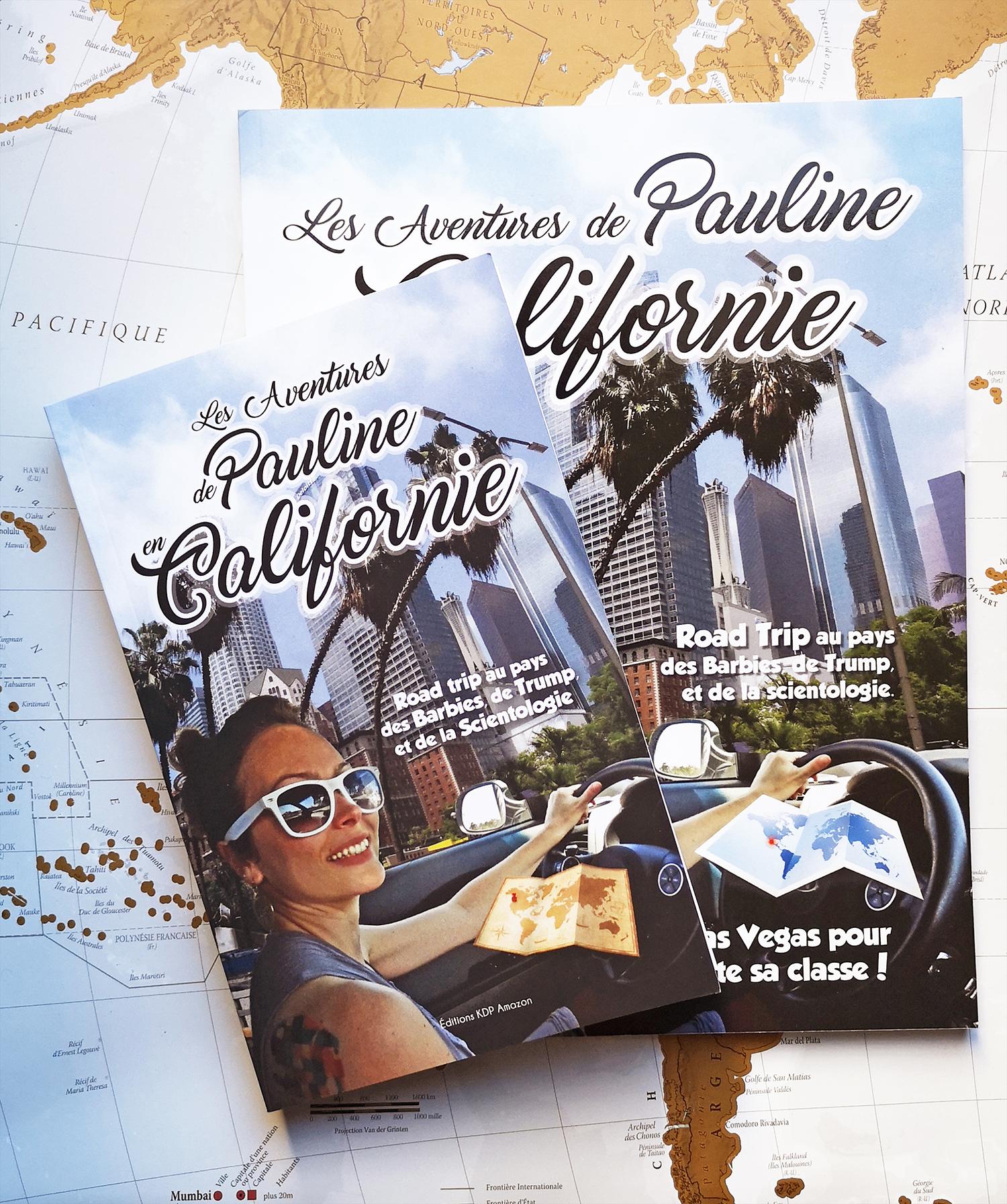 Pauline en Californie