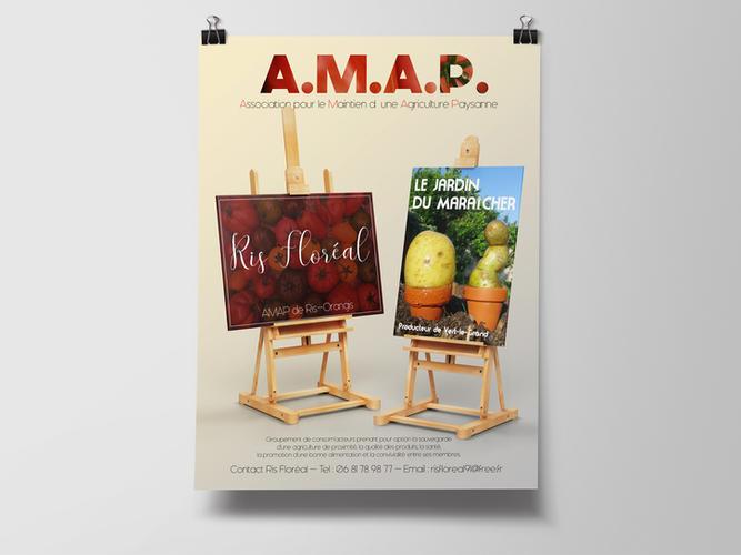 AMAP - Cliquer pour lire les détails