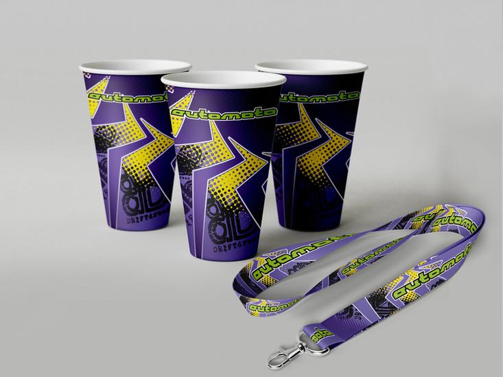 CUPS - TOUR DE COU