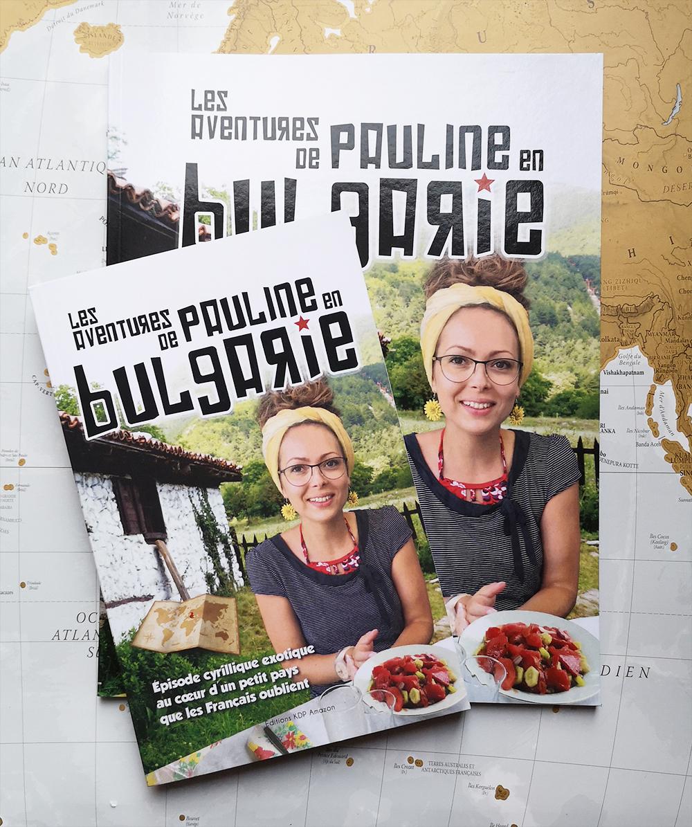 Pauline en Bulgarie