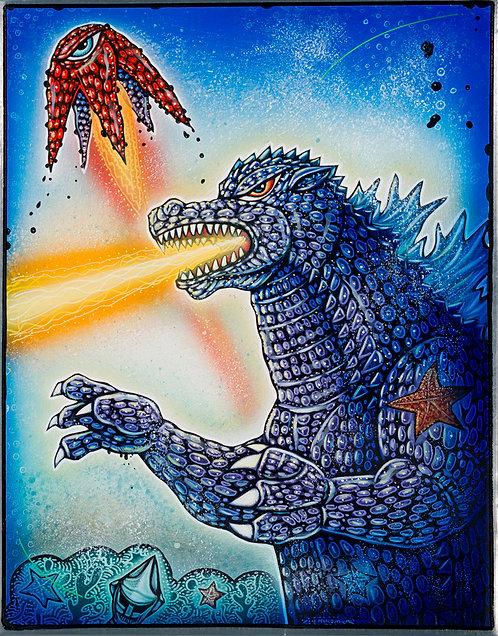 Godzilla/ Convergent Evolution