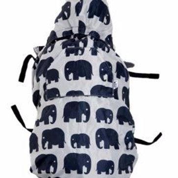 BundleBean Elephants - Baby Wearing Cover