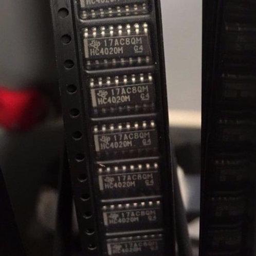 5 PCs CD74HC4020M96 CD74HC4020M 74HC4020M 74HC4020 HC4020M ORIGINAL OEM PARTS