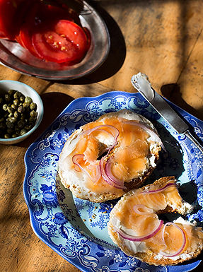 An Asheville Chef's Southern Lox