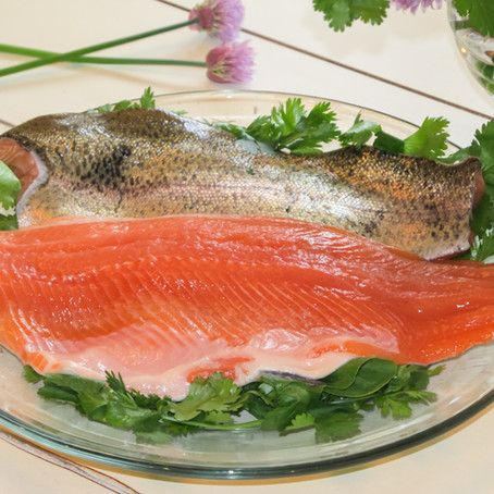 The Best Trout Recipe Ever!