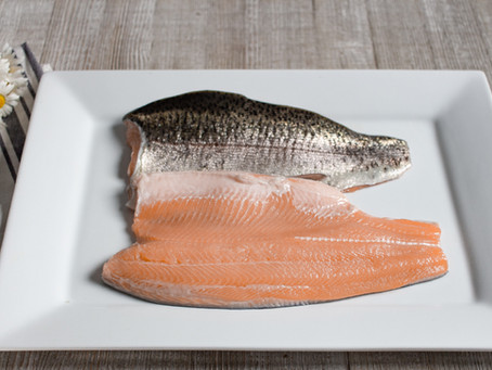 How to Freeze Trout