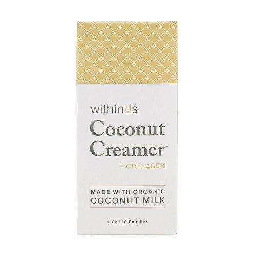 withinUs™ Coconut Creamer Box