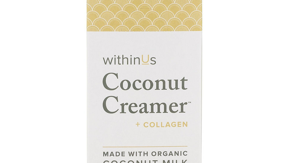 withinUs™ Coconut Creamer Box