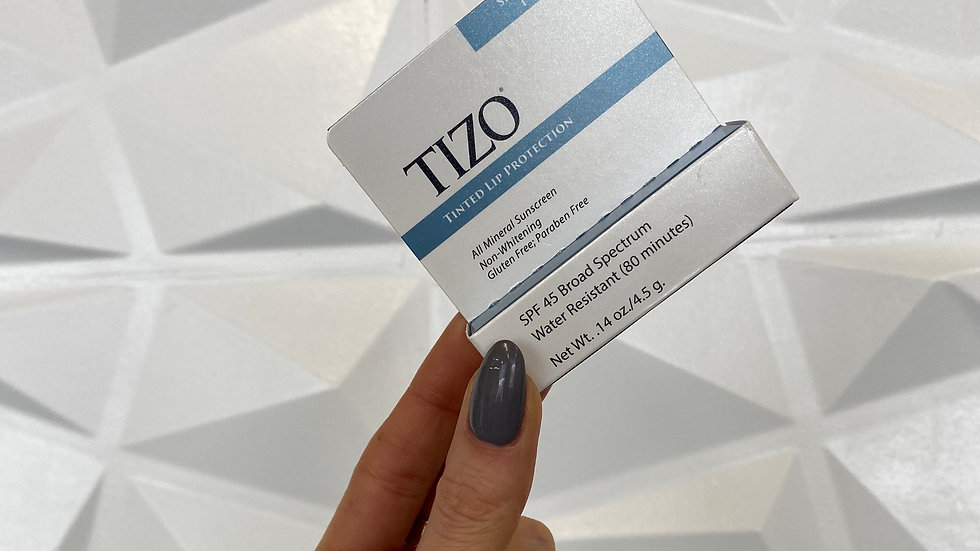 Tizo Tinted Lip Protection