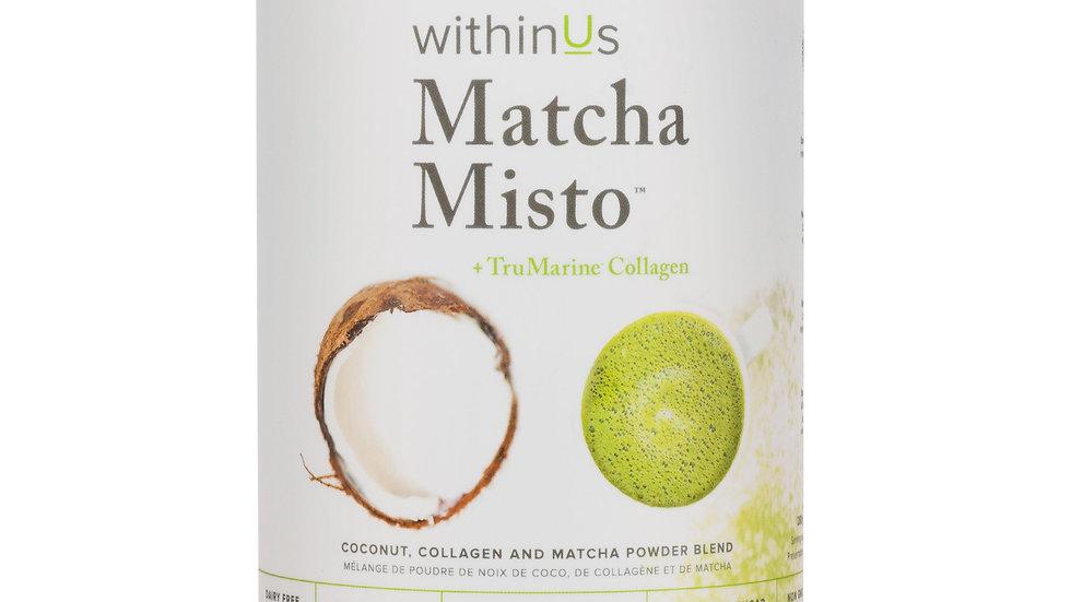 withinUs™ Matcha Misto Jar