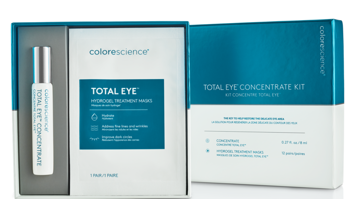 Colorescience Total Eye Concentrate Kit
