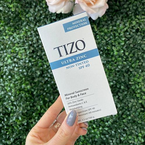Tizo Ultra Zinc Body and Face Sunscreen
