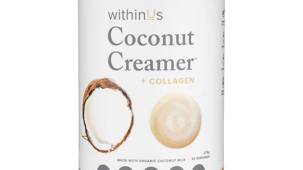 withinUs™ Coconut Creamer Jar