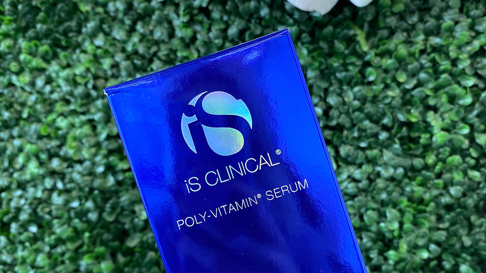 iS Clinical Poly-Vitamin Serum