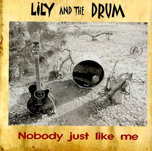 """""""Nobody Just Like Me"""" First Album release 2012"""