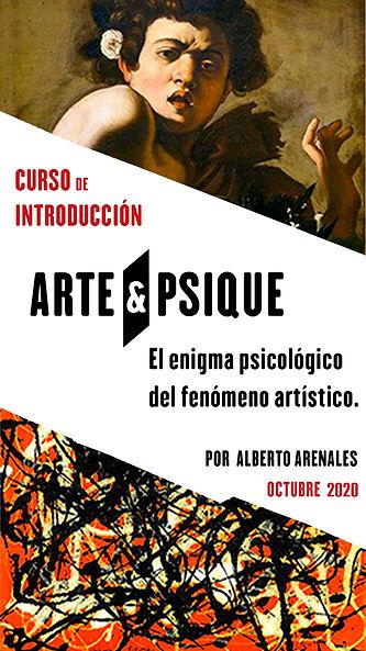 ARTE Y PSIQUE ALBERTO ARENALES