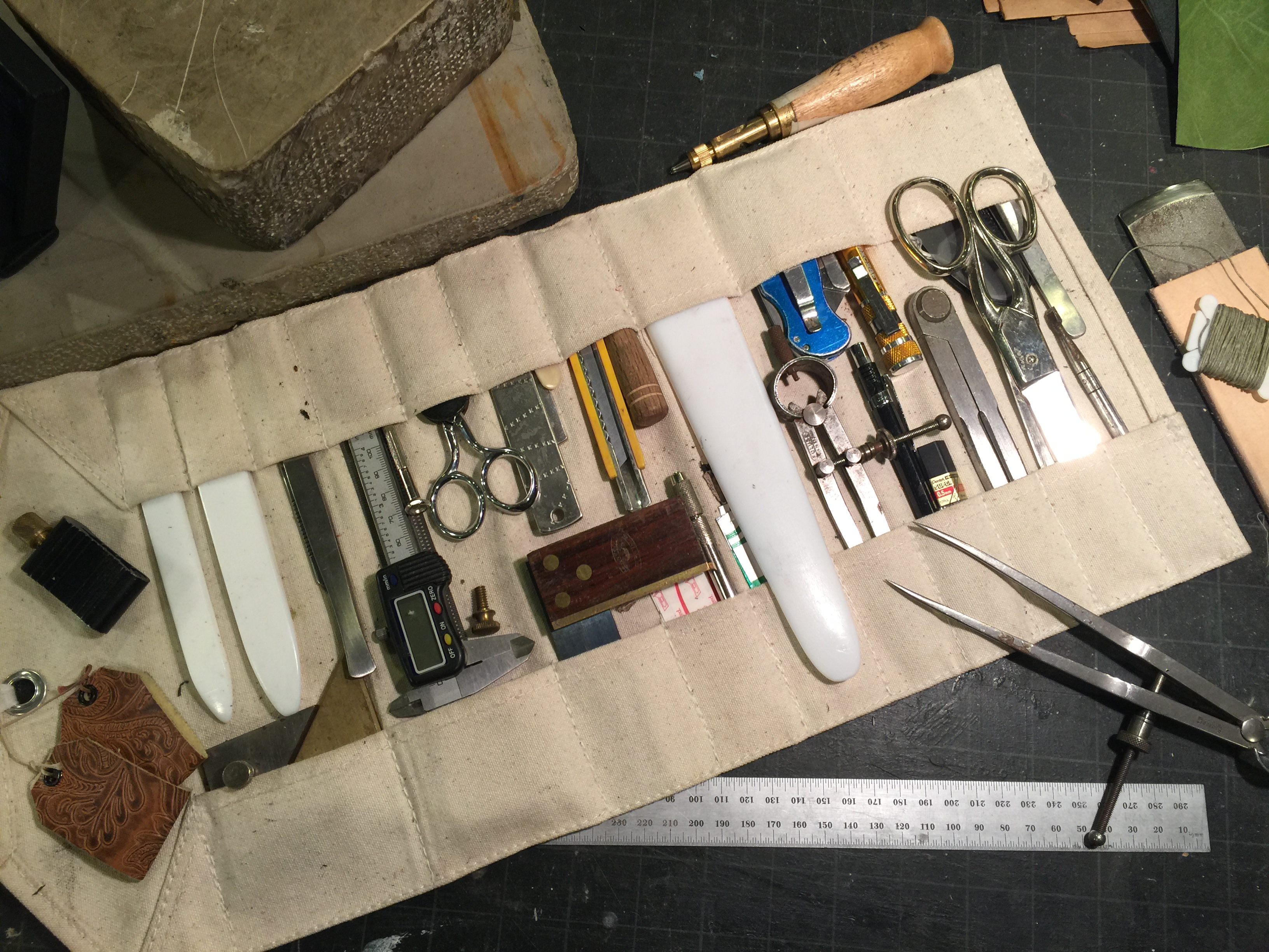 EDC Personal Toolroll