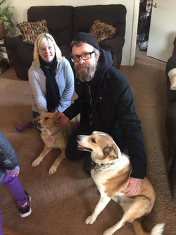 ginger adopted