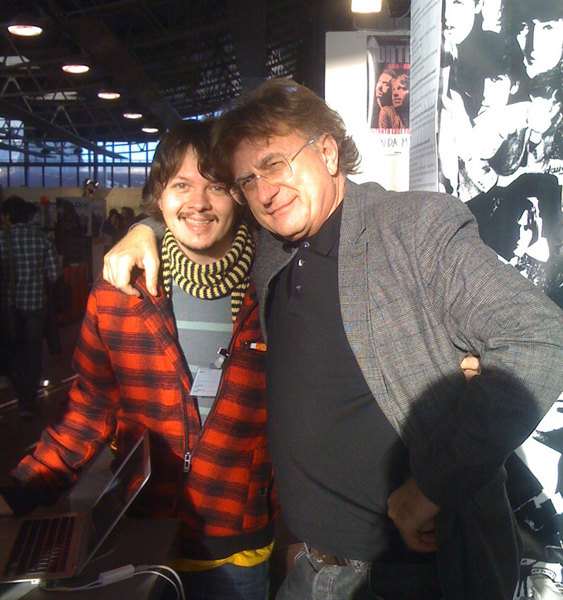 Red Ronnie - Luca Janovitz