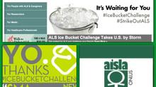 Tutti uniti contro la SLA! #ICEBUCKETCHALLENGE #ALSICEBUCKETCHALLENGE