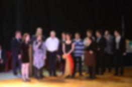 Művterápás csoport a Harmónia bálon 2015