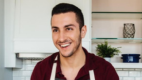 Jake Cohen, food writer, recipe developer and the Editorial Director of @TheFeedFeed