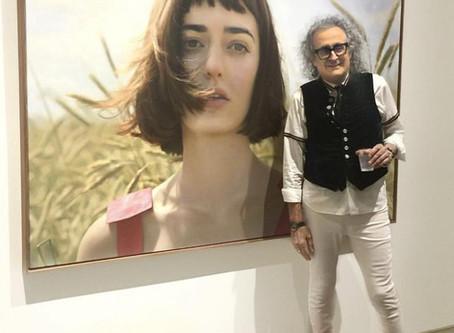 Meet world renowned Israeli painter Yigal Ozeri!