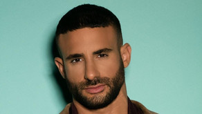 Eliad Cohen, CO founder of gay ville, event producer and model.