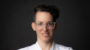 Liron Egozi, sous chef at the world renowned Michelin starred 'The Musket Room' in Nolita.