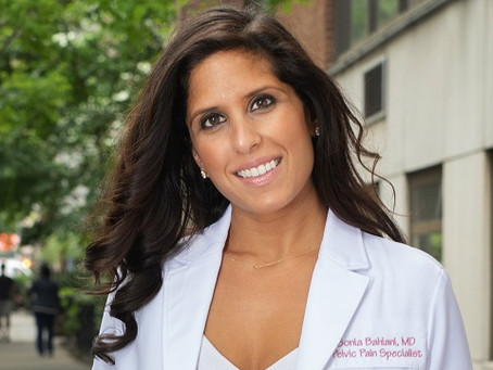 Getting to the Root of Pelvic Pain with Dr. Sonia Bahlani | S1:E11