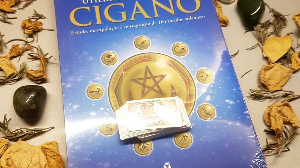 Livro Oráculos utilizados pelo povo cigano